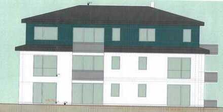 BAUPROJEKT zu verkaufen* MFH mit sechs 3 und 4 R-Wohnungen* 566 m² Wfl.* Grundstück in zweiter Reihe