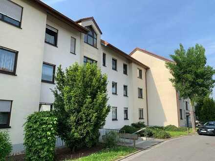 Gepflegte 3-Zimmer Wohnung in Volkach zum 01.06.2021 zu vermieten