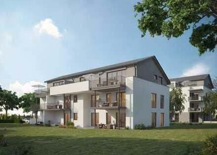 Neu und Energieeffizient: 3-Zimmer-Neubauwohnung