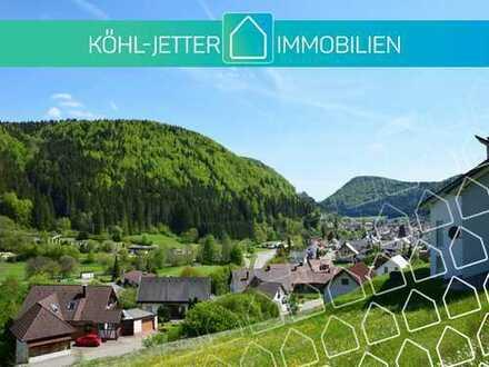 Traumgrundstück mit unverbaubarer Aussicht in bevorzugter Wohnlage von Nusplingen!