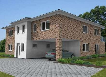 Schicke Oberwohnung mit niedrigen Energiekosten - KFW40 Bauweise