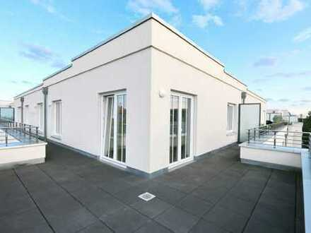 FLORA-Dachgeschoss mit 2 Terrassen
