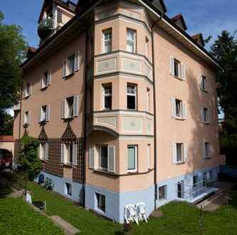 Schöne, geräumige zwei Zimmer Wohnung in Kempten (Allgäu), Innenstadt