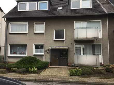 Gepflegte 2,5-Raum-DG-Wohnung in Essen
