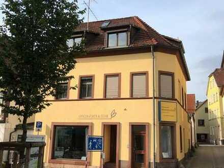 2-Zimmerwohnung in der Stadtmitte von Bad Brückenau