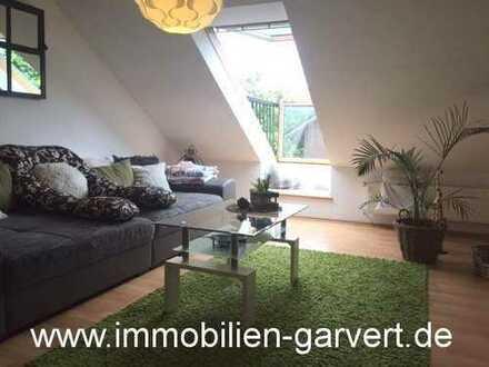 Vermietung! Schöne 3-Zimmerwohnung im Dachgeschoss mit Balkon in Borken