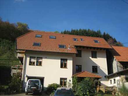 Gepflegte 4-Zimmer-Wohnung mit Balkon und Einbauküche in Freiamt