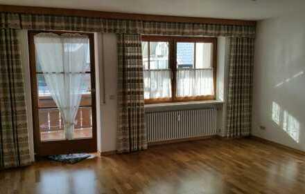 Ansprechende 2,5-Zimmer-Wohnung zur Miete in Oberstaufen