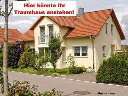 PREISREDUZIERUNG - Schönes Baugrundstück in Biersdorf
