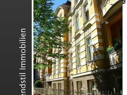 Brandenburger Vorstadt: 2 Zimmer Jugendstil Altbau nahe Schloss, als beste Kapitalanlage.