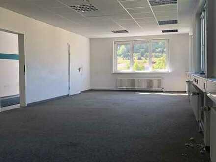 Vielseitig nutzbare Büroflächen in zentraler Lage von Albstadt