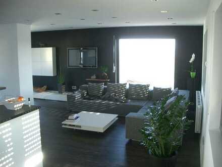Neuwertige Penthouse- Wohnung 4,5 Zi ca 155 qm und 70 qm Terrasse - über den Dächern von Stammheim