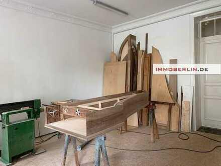 IMMOBERLIN: Geräumige Gewerbeeinheit in guter Wohn- & Geschäftslage