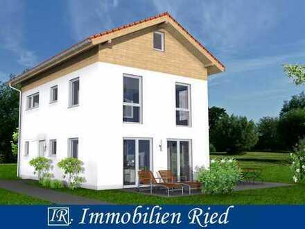 Neubau eines vorzüglichen Einfamilienhauses mit Südgarten und gehobener Ausstattung in Hausham