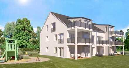 Herrliche 2-Zi-Großraumwohnung mit Dachbalkon ETW 8/Haus A