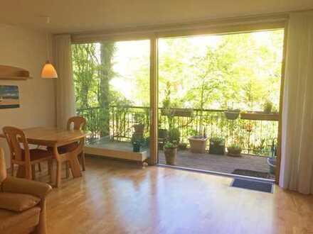 5-Zimmer-Maisonette-Wohnung mit 3 Terrassen im Paulusviertel in Darmstadt-Bessungen