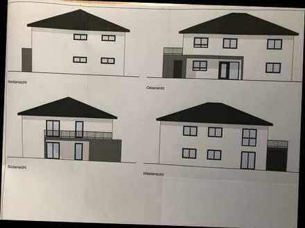 Neubau: zwei großzügige Wohnungen in Spradow mit Balkon oder Garten
