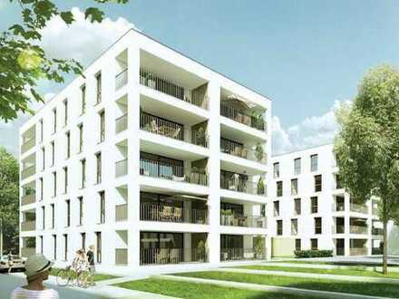 - Erstbezug – 4-Zimmer-Wohnung mit 107 m² Wohnfläche zu vermieten