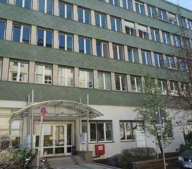 Bürohaus an der Bockenheimer Landstr.