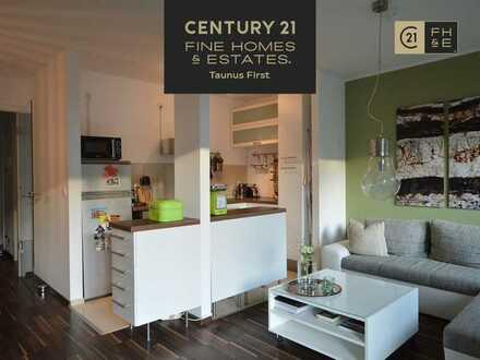 Attraktive 2-Zimmer Wohnung, solide vermietet, TG optional, Frankfurt-Niederrad