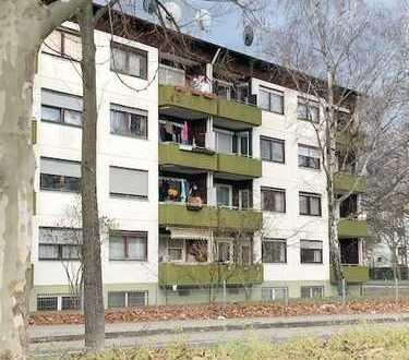 ***3-Zimmer-Wohnung mit Balkon in KA-GRÜNWINKEL***