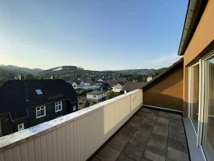 Ruhige Dachgeschosswohnung zu vermieten Bergneustadt/Wiedenest