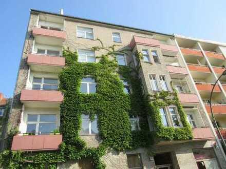 Umfassend modernisierte 1 Zimmer Wohnung