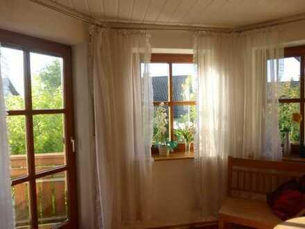 1 Zimmer DG Einlieger-Wohnung mit Balkon, EBK in Meitingen Herbertshofen