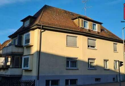 Investieren und profitieren! Mehrfamilienhaus mit Gewerbefläche in Sindelfingen