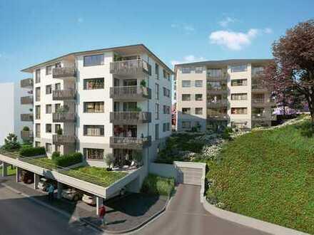 Schöne 3-Zimmer-Wohnung mit Terrasse, Abstellraum und Gäste WC.