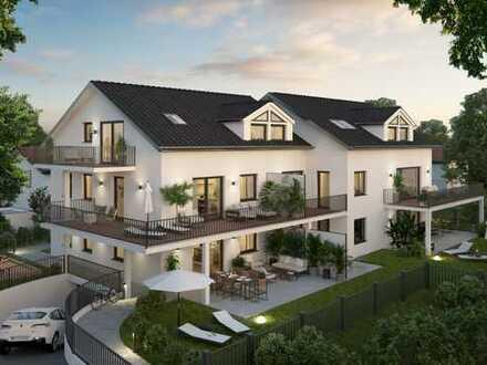 """Bergblick - DG Wohnung """"ELENA"""" in Süd Ausrichtung"""