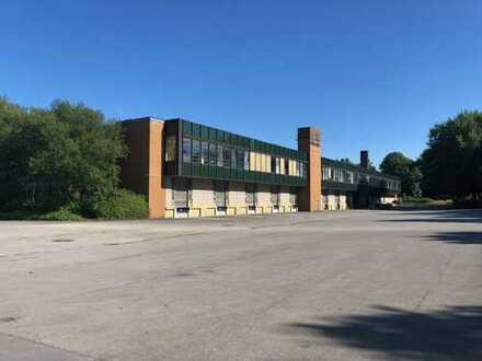 Hochregallager ab 3.000 m2 nahe der A40 in Bochum-Wattenscheid