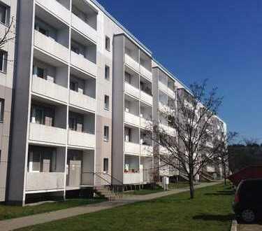 voll renovierte 1-Zimmer-Wohnung mit Balkon