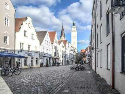ERSTBEZUG: Kernsanierte, helle 1-Zimmer Wohnung in der Ingolstädter Altstadt