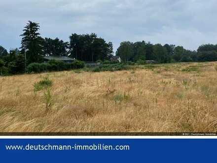 DEUTSCHMANN IMMOBILIEN ***** ivd - Landwirtschaftsfläche in Randlage von Basdorf!