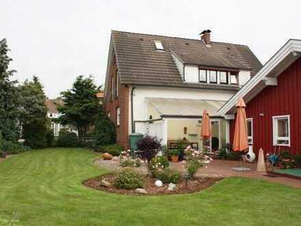Gemütliche Wohnung mit Wintergarten - ruhig & grün - in Stuhr / Seckenhausen