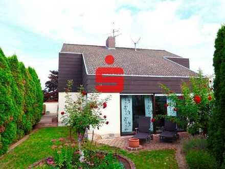 gepflegtes freistehendes Einfamilienhaus in Grünstadt