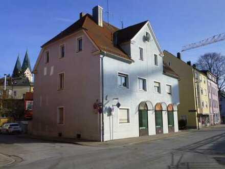 Wohn- und Geschäftshaus im Zentrum von Weiden