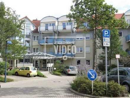++ Schicke EG-Wohnung mit Terrasse im Carl-Benz-Seniorenzentrum Mannheim ++