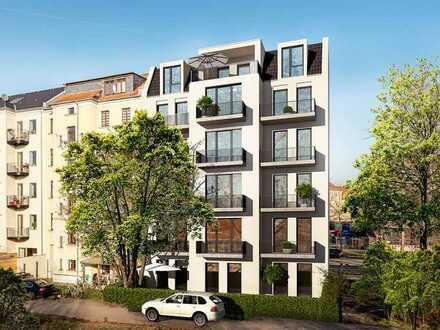 "Urbanes 1-Zimmer Apartment im ""East Living"" Leipzig"