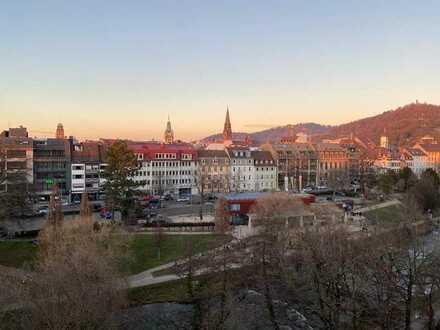 Wohnen über den Dächern in Freiburg im Breisgau, Wiehre