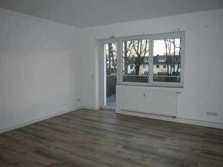 Gartenseitig gelegene sanierte Wohnung im 1. OG in Junkersorf