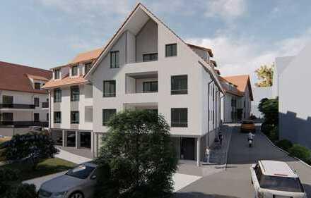 ETW 24 * KFW 40 Plus * Attraktive 3-Zi.-DG-Wohnung mit Balkon - und 30000 Euro Zuschuss vom Staat!