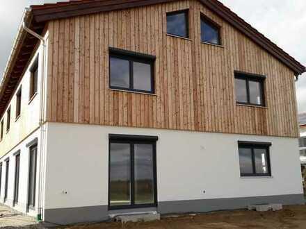 Neues, ökologisches Massivholzhaus in ruhiger Ortsrandlage Kreis Dachau - Erdweg, Großberghofen
