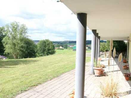 Gepflegte 2-Zi-Einliegerwohnung mit grosser Terrasse