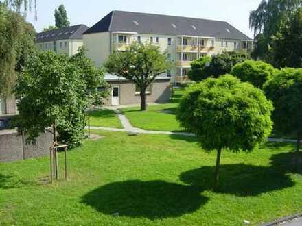 2-Zimmer Wohnung mit Balkon in Rheinhausen