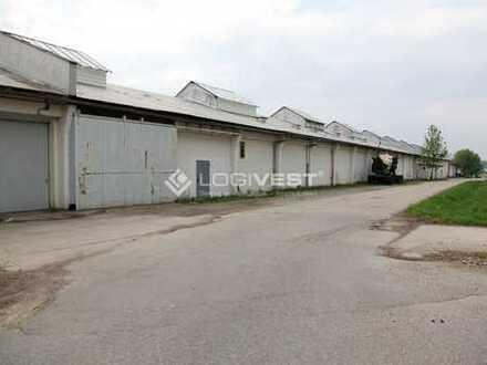 Lagerhalle in Kassel-Waldau