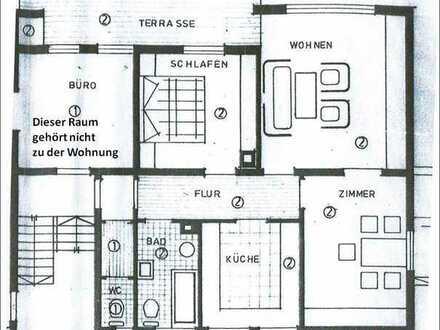 3-Zimmerwohnung mit Terrasse - weitere Bilder folgen in Kürze