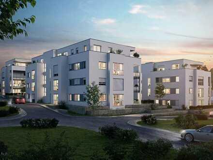 Spitzen-Penthouse: Wohngenuß mit riesiger Dachterrasse
