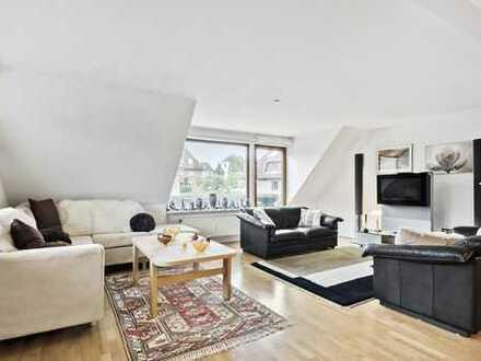 Eine Maisonette-Wohnung mit ansprechender Aufteilung....